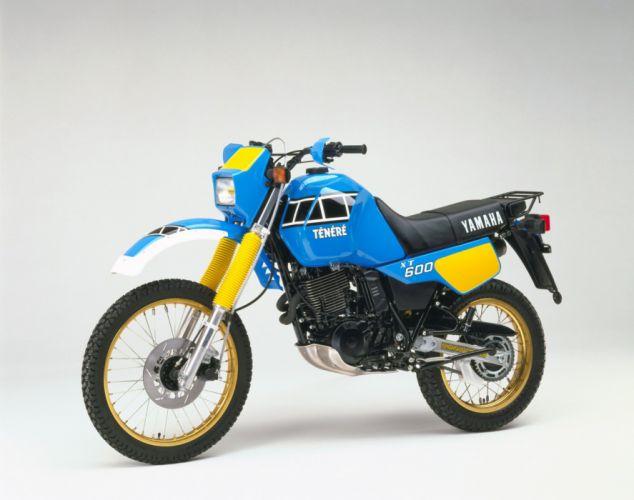 yamaha xt600z tenere motorcycles 1983 wallpaper