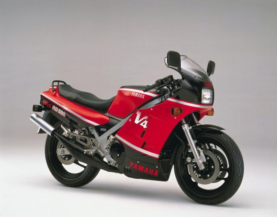 yamaha rd500lc motorcycles 1985 wallpaper