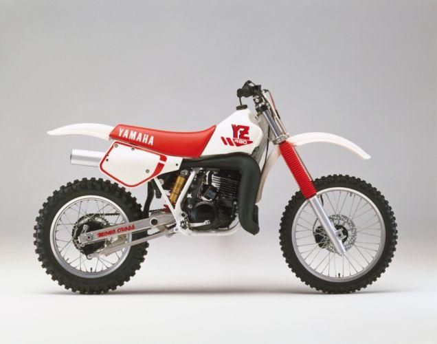 yamaha yz490 usa motorcycles 1988 wallpaper