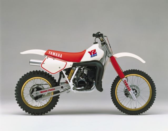 yamaha yz490 usa motorcycles 1987 wallpaper