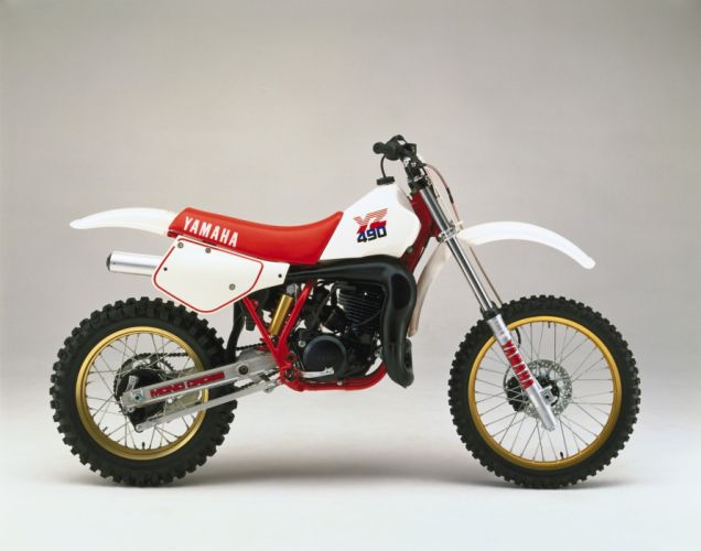 yamaha yz490 usa motorcycles 1986 wallpaper