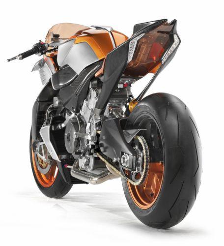Aprilia FV2 1200 Concept motorcycle 2009 wallpaper