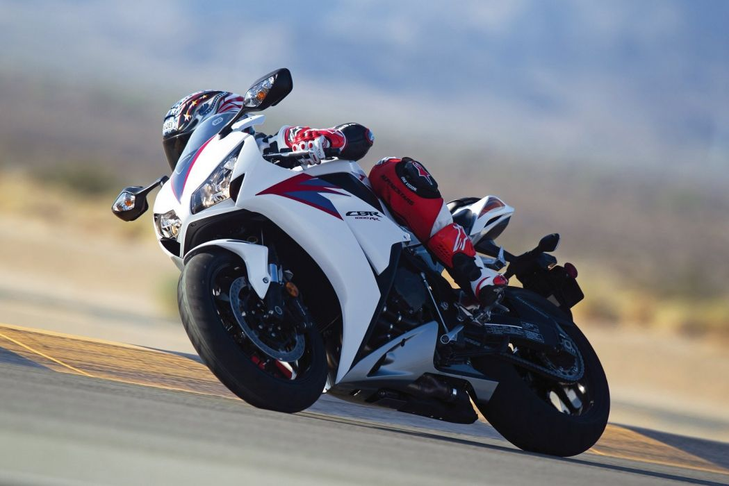 Honda CBR 1000RR motorcycles 2012 wallpaper