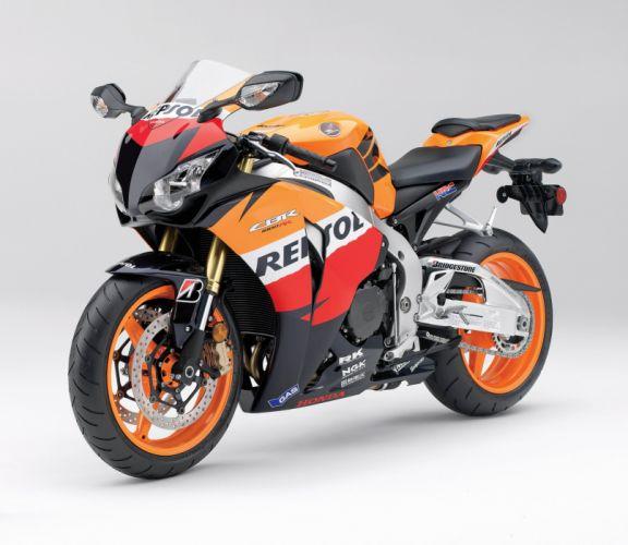 Honda CBR 1000RR motorcycles 2011 wallpaper