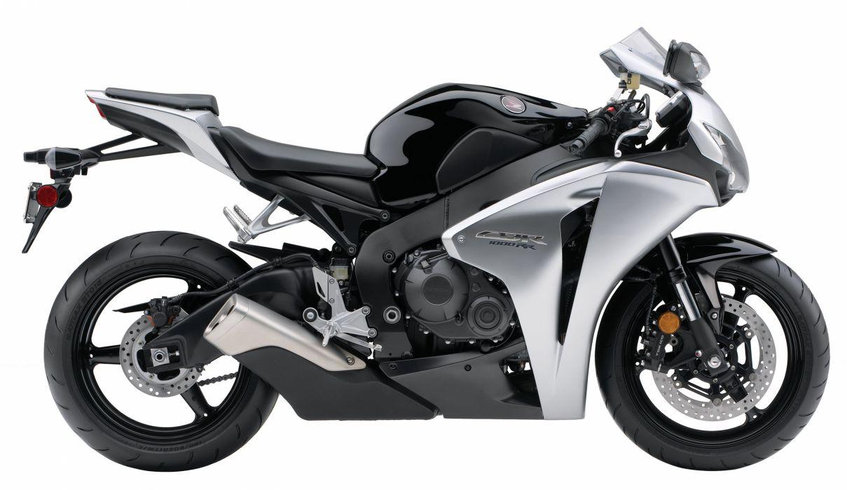 Honda CBR 1000RR motorcycles 2008 wallpaper