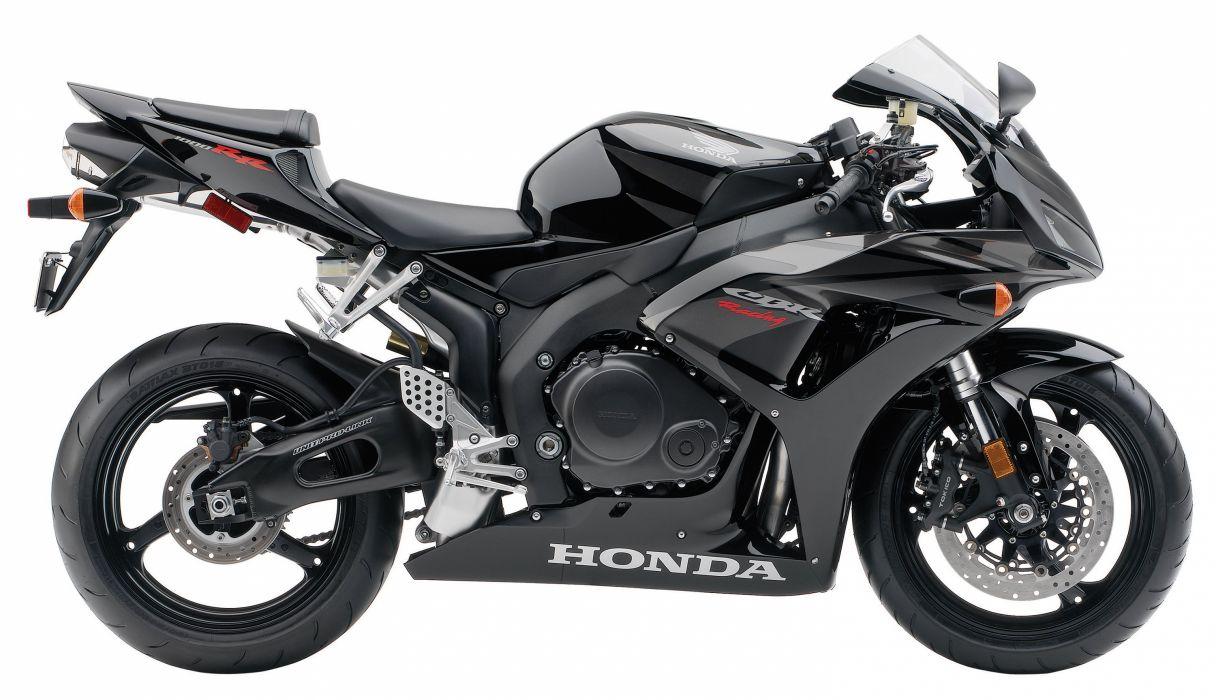 Honda CBR 1000RR motorcycles 2007 wallpaper