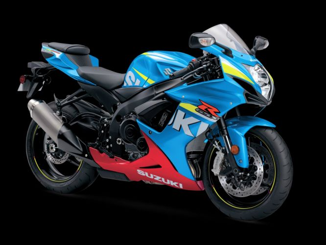 Suzuki GSX-R 600 motorcycles 2011 wallpaper