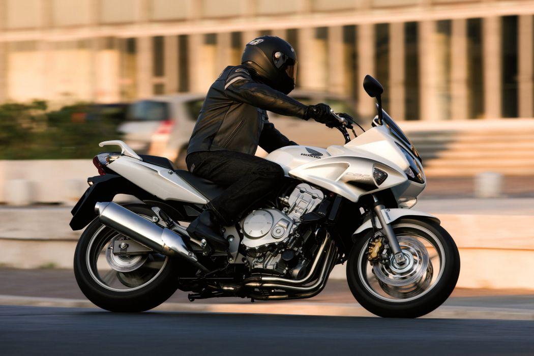 Honda CBF1000 motorcycles 2006 wallpaper