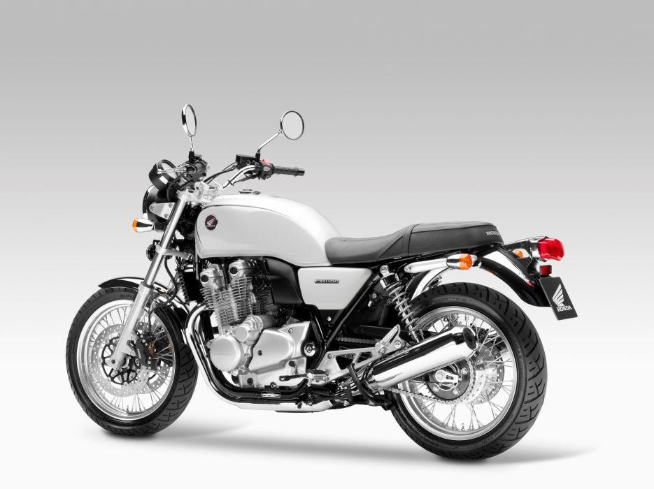 Honda CB-1100 EX motorcycles 2014 wallpaper