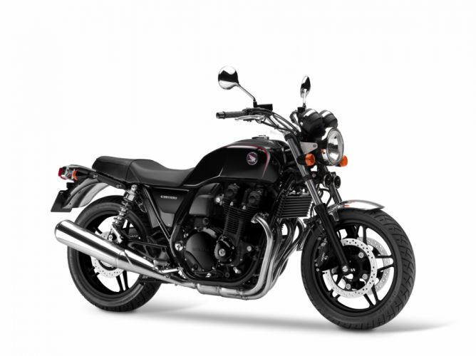 Honda CB-1100 motorcycles 2014 wallpaper
