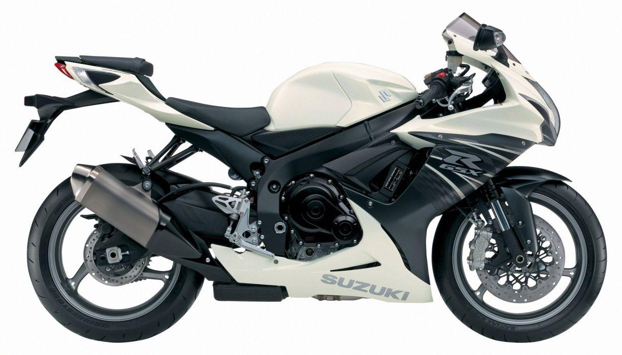 Suzuki GSXR 600 motorcycles 2011 wallpaper