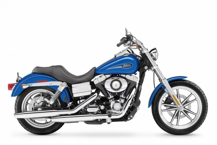 Harley Davidson FXDL Dyna Low Rider motorcycle 2007 wallpaper