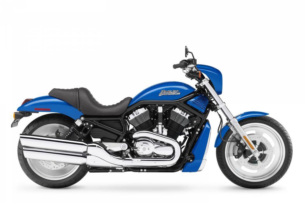 Harley Davidson VRSCD Night Rod motorcycles 2007 wallpaper