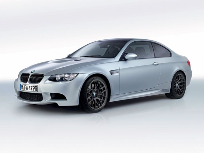 BMW M3 Coupe Competition Edition 2011 wallpaper
