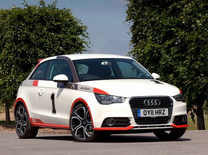 Audi A1 TFSI Competition Line 2011 wallpaper