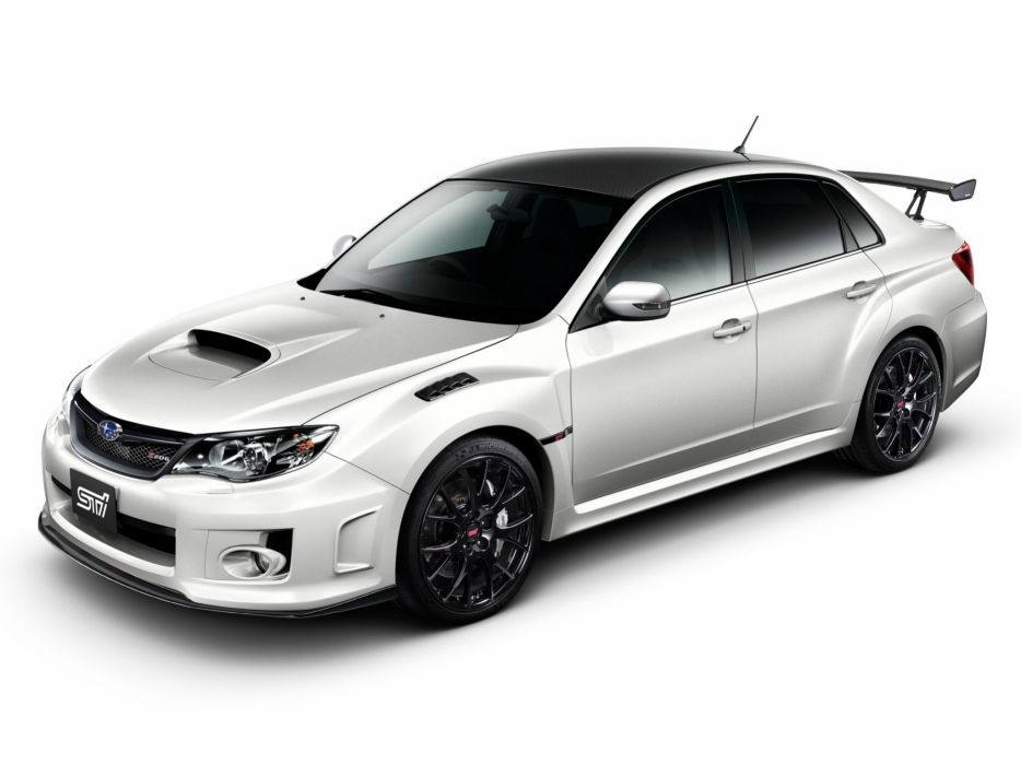 Subaru Impreza WRX STi S206 NBR Challenge Package 2011 wallpaper