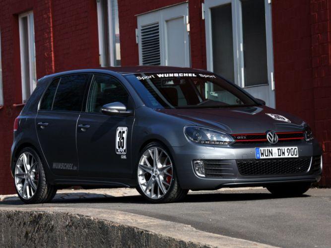 Wunschel Sport Volkswagen Golf GTI35 2011 wallpaper