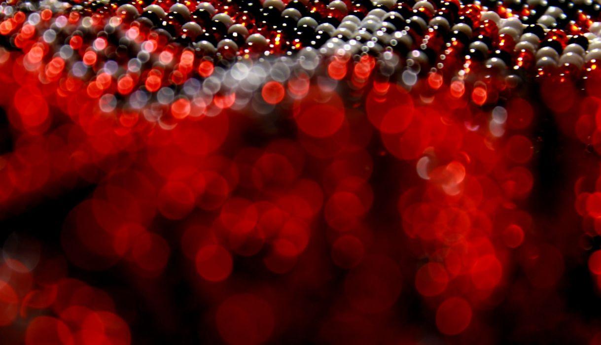 bokeh red texture wallpaper