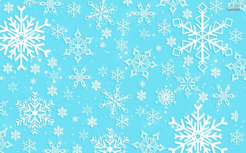snowflakes texture beauty wallpaper