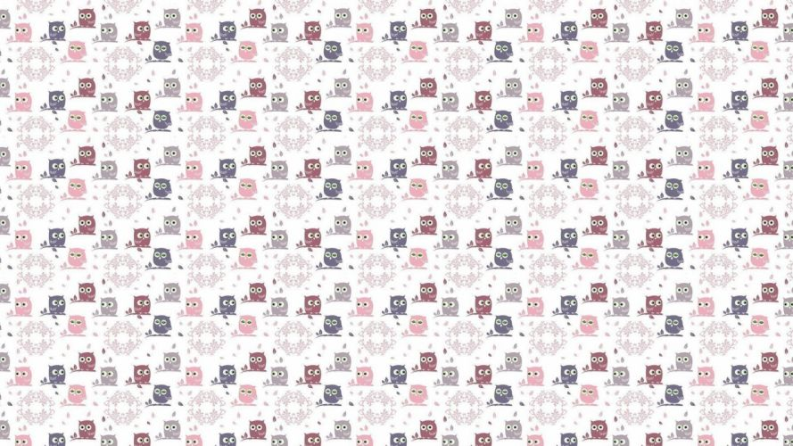 texture owl wallpaper