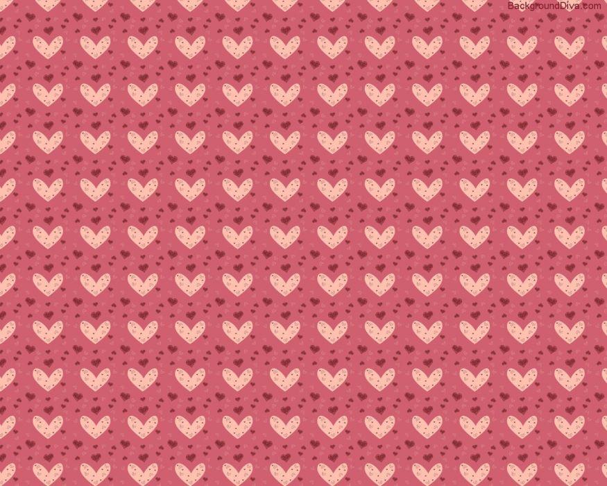 heart pink  wallpaper