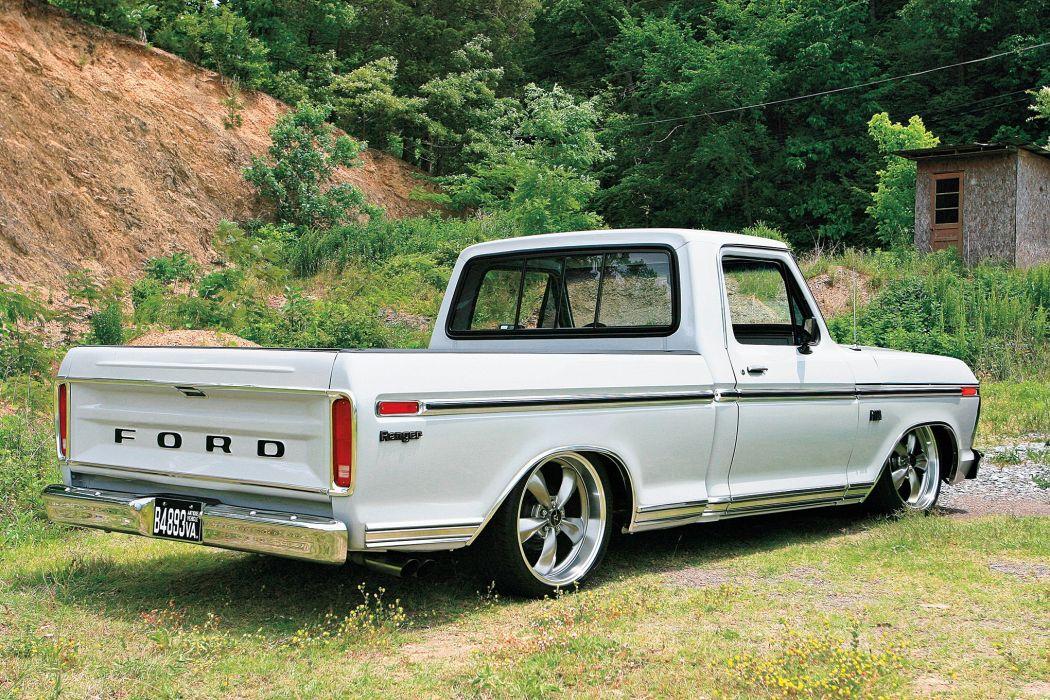 1974 ford ranger pickup cars wallpaper