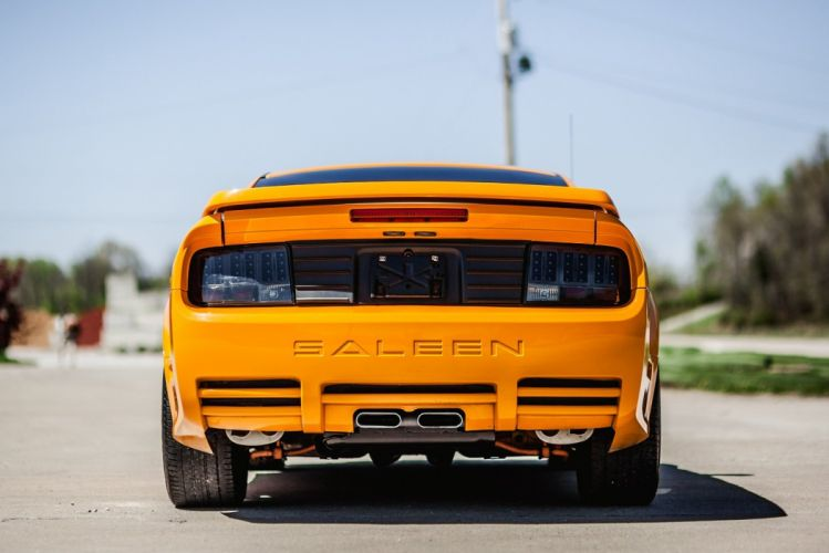 Saleen ford mustang S302 Extreme cars modified 2008 wallpaper