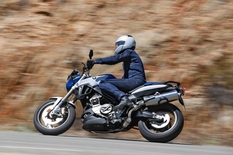 BMW F 800 R motorcycles 2014 wallpaper