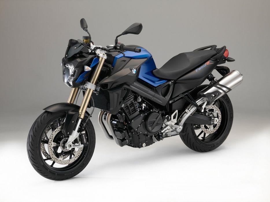BMW F 800 R motorcycles 2014 wallpaper