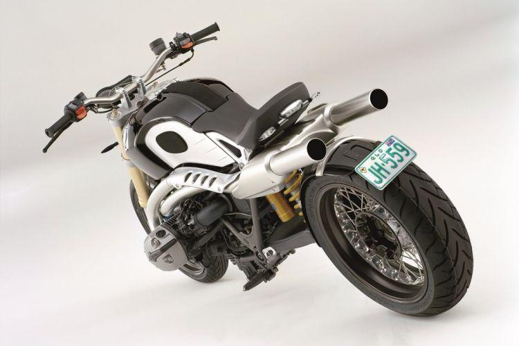 BMW Custom Concept motorcycles 2008 wallpaper