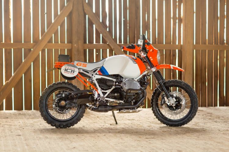 BMW Motorrad Concept Lac Rose motorcycles 2016 wallpaper