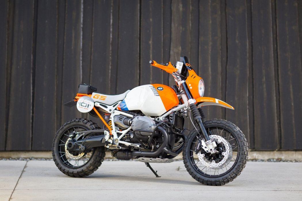 BMW Motorrad Concept Lac Rose motorcycles 2016 wallpaper