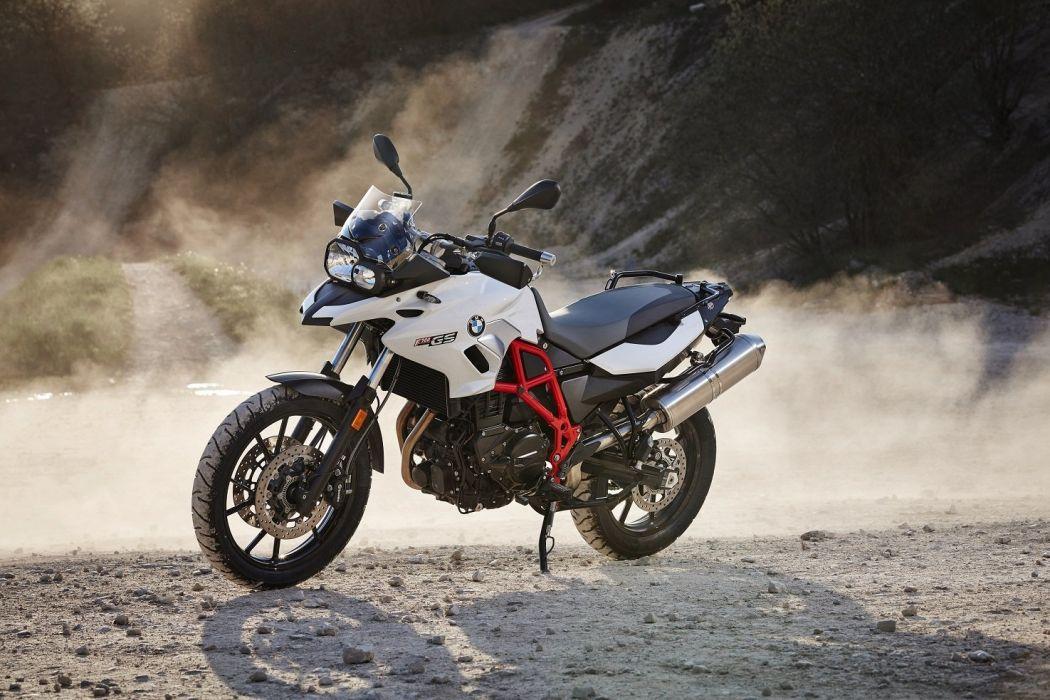 BMW F 700 GS Rallye motorcycles 2016 wallpaper