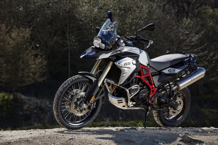 BMW F 800 GS Trophy motorcycles 2016 wallpaper