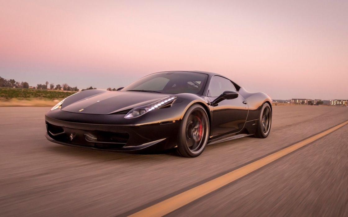 2016-Vorsteiner-Ferrari-458-V-FF-105-Black-Motion-8-1920x1200 wallpaper