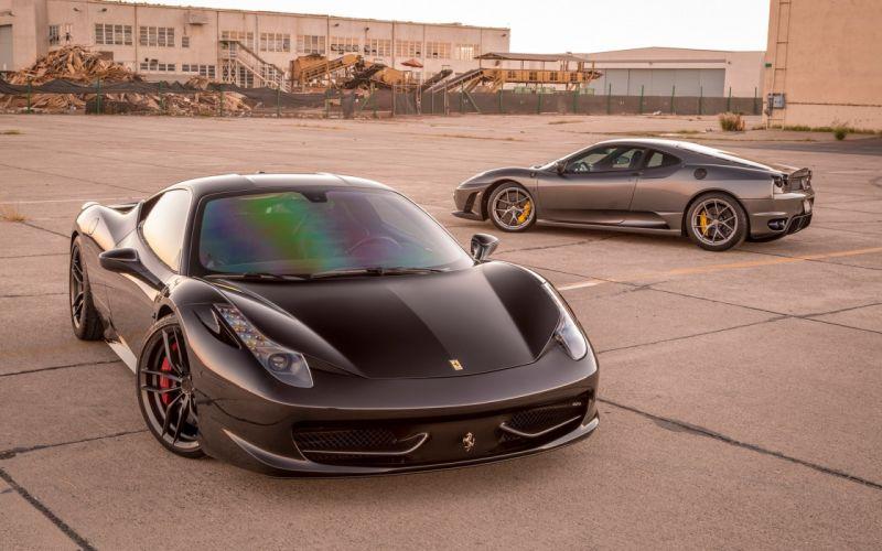 2016-Vorsteiner-Ferrari-458-V-FF-105-Black-Static-10-1920x1200 wallpaper