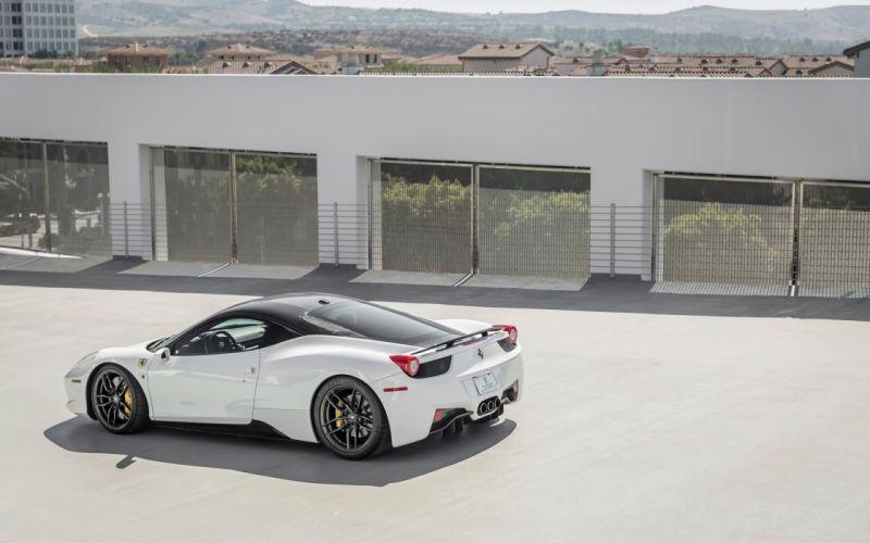 2016-Vorsteiner-Ferrari-458-V-FF-105-White-Static-3-1920x1200 wallpaper