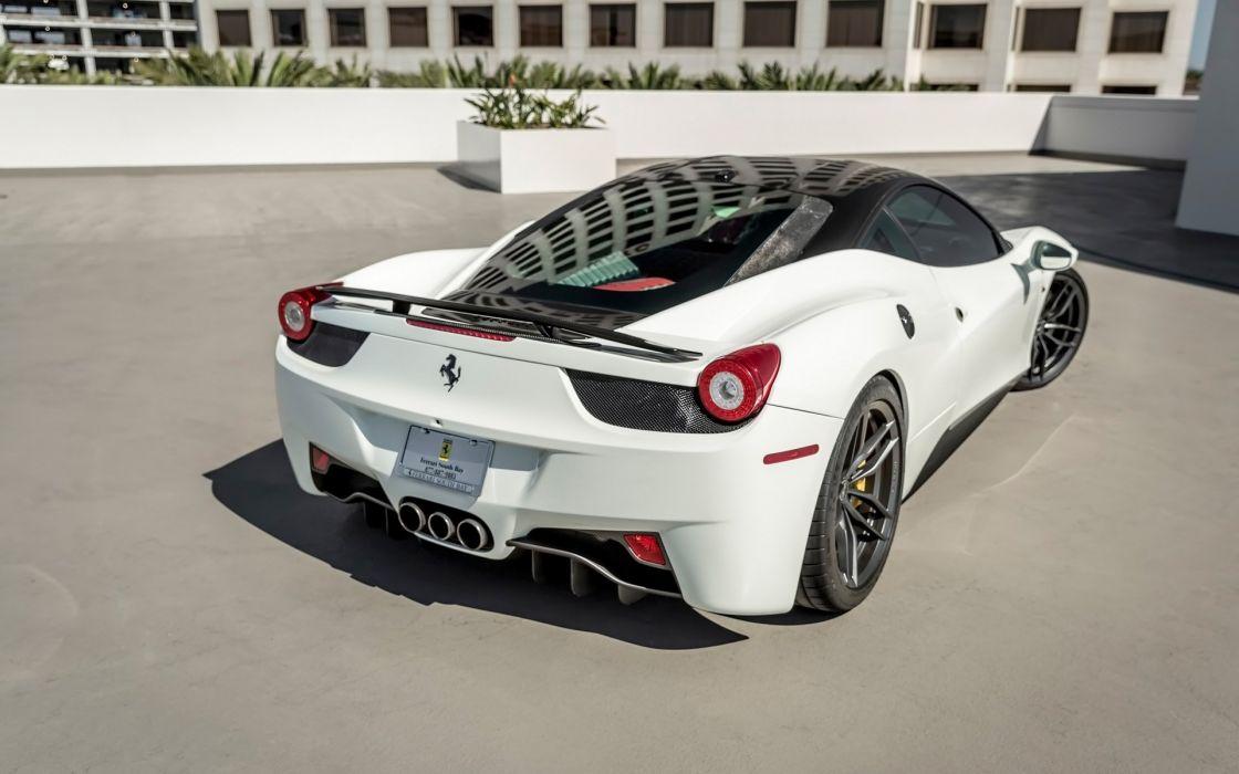 2016-Vorsteiner-Ferrari-458-V-FF-105-White-Static-12-1920x1200 wallpaper