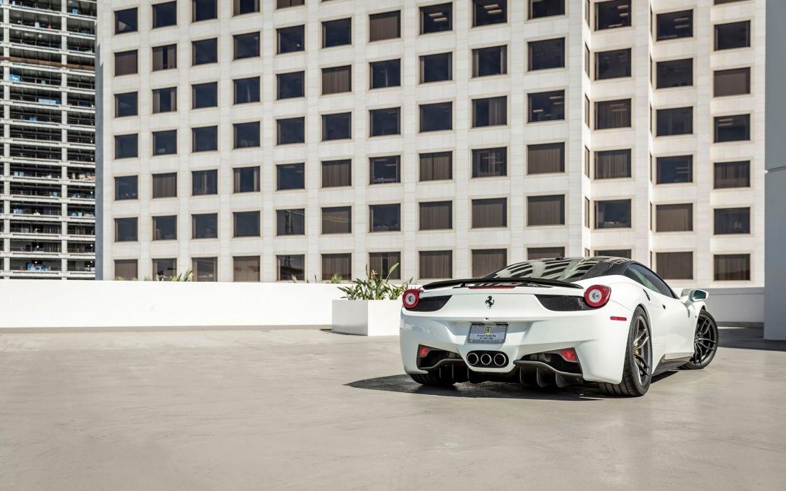 2016-Vorsteiner-Ferrari-458-V-FF-105-White-Static-13-1920x1200 wallpaper