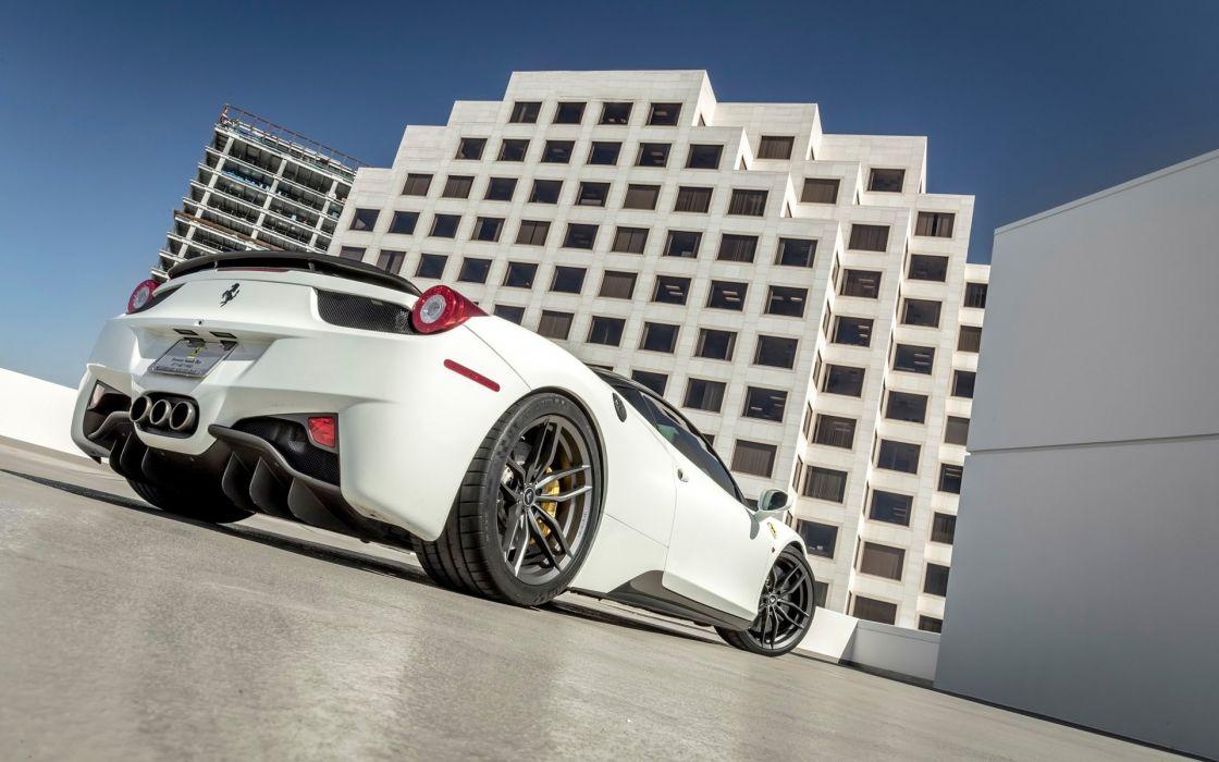 2016-Vorsteiner-Ferrari-458-V-FF-105-White-Static-15-1920x1200 wallpaper