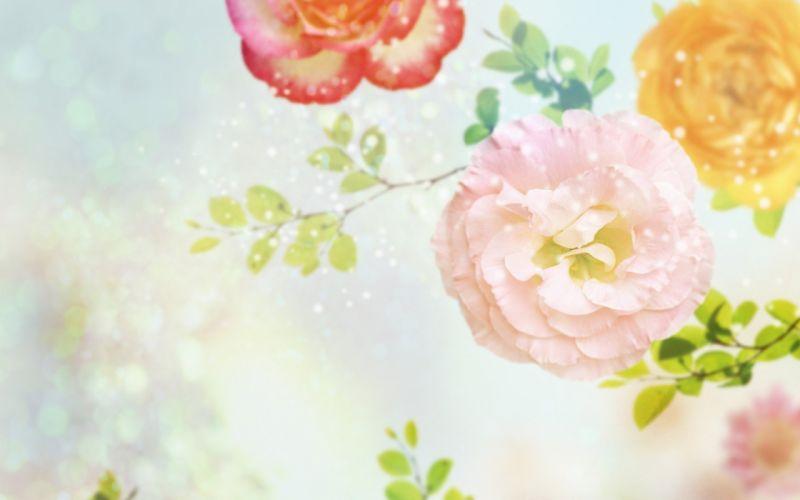 flower texture wallpaper