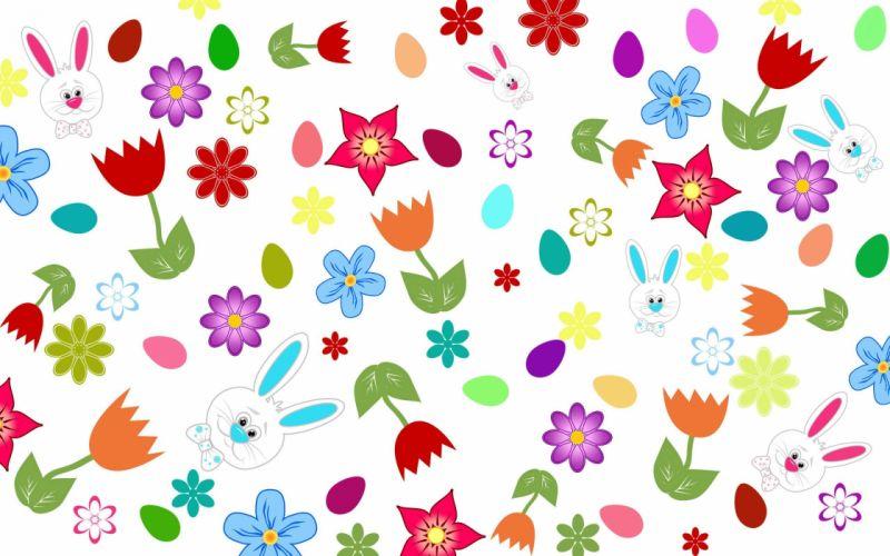 Easter texture wallpaper