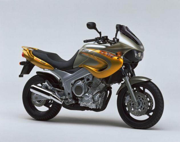 Yamaha TDM 850 motorcycles 1999 wallpaper
