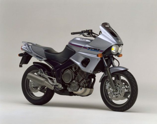 Yamaha TDM 850 motorcycles 1992 wallpaper