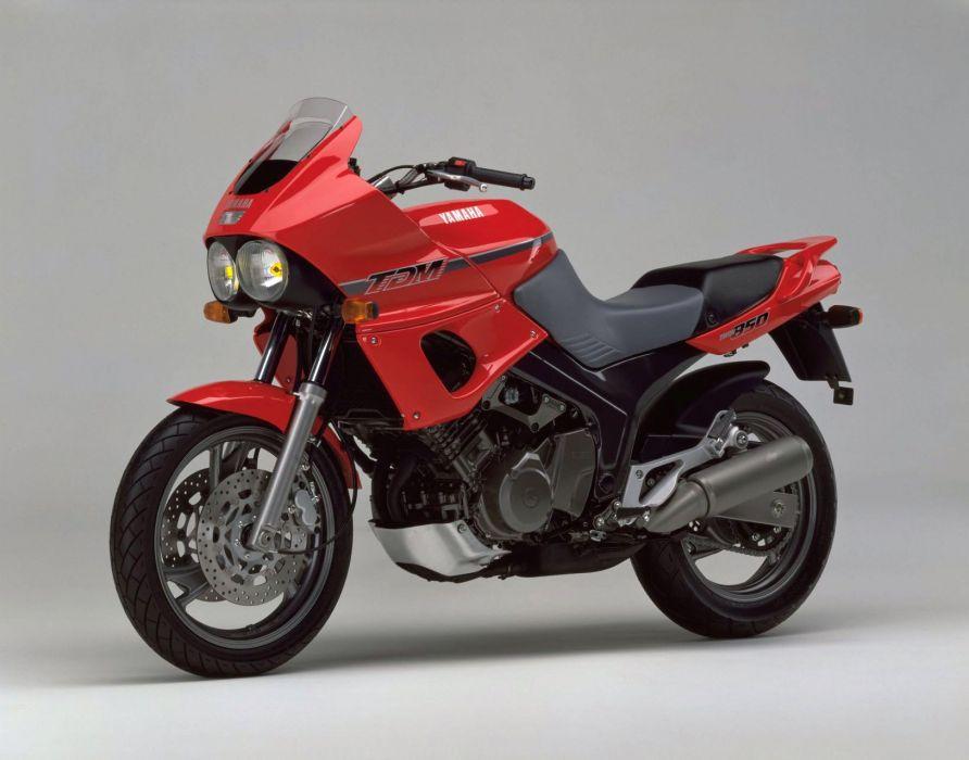 Yamaha TDM 850 motorcycles 1991 wallpaper