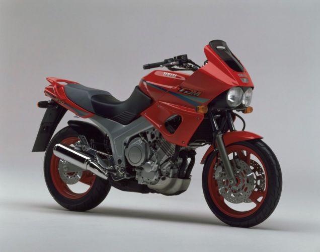 Yamaha TDM 850 motorcycles 1993 wallpaper