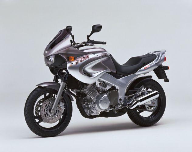 Yamaha TDM 850 motorcycles 2000 wallpaper