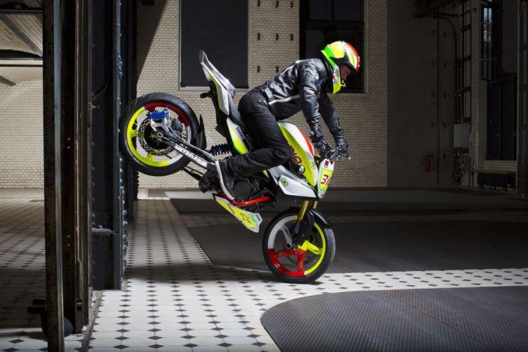 BMW Concept Stunt G310 motorcycles 2015 wallpaper