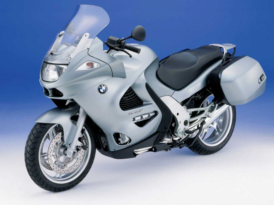 BMW K1200 GT motorcycles 2003 wallpaper