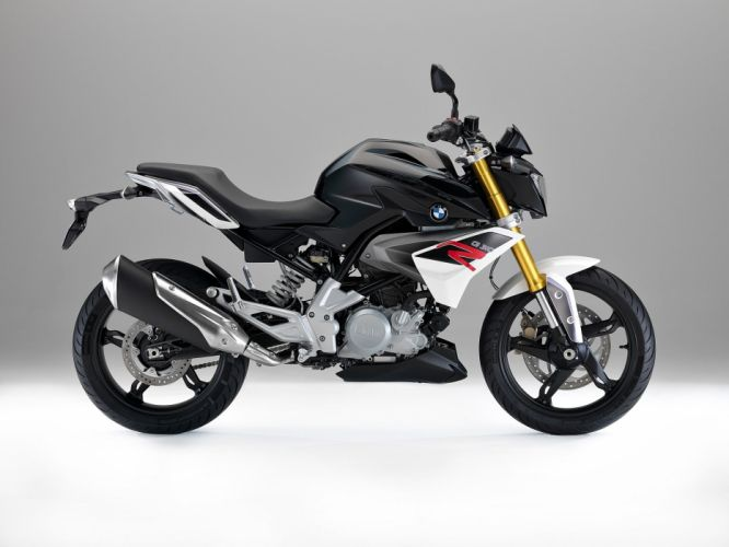 BMW G310 R motorcycles 2015 wallpaper